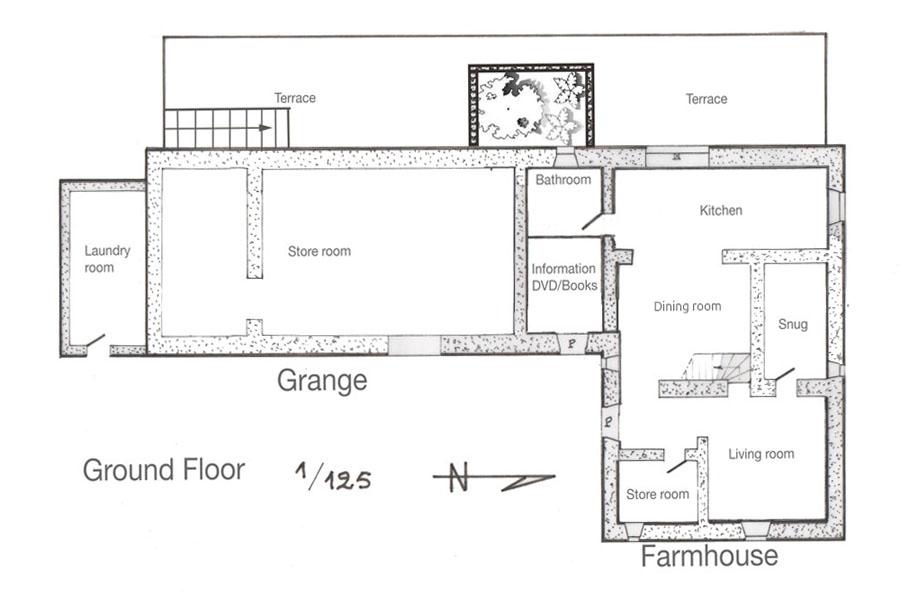 Gnd floor plan