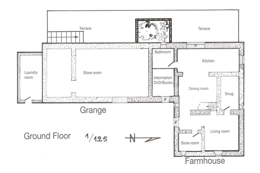 Gnd floor plan